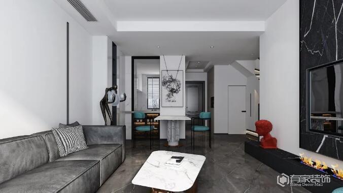 为业主打造喜欢的居住空间,让回家成为一种期待